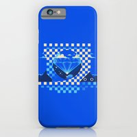 Chaos Emerald iPhone 6 Slim Case