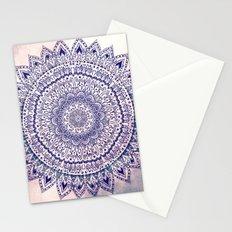 PASTEL PINK MANDALIKA DREAM Stationery Cards