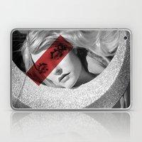 Red band Laptop & iPad Skin