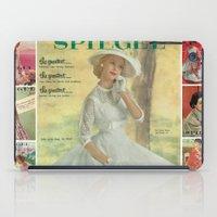 1957 Spring/Summer Catal… iPad Case
