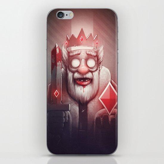 King of Doom iPhone & iPod Skin