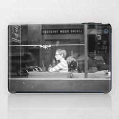 Waiting iPad Case
