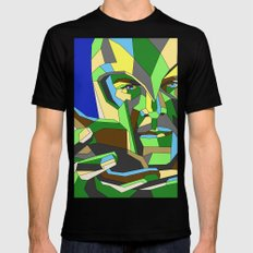 Magneto SMALL Mens Fitted Tee Black