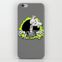 CHICKEN RIPPER iPhone & iPod Skin