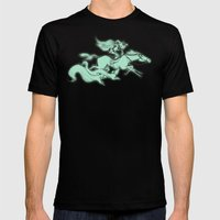 Wild Hunt Mens Fitted Tee Black SMALL
