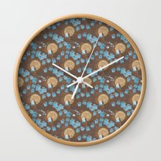 Hecklers Wall Clock
