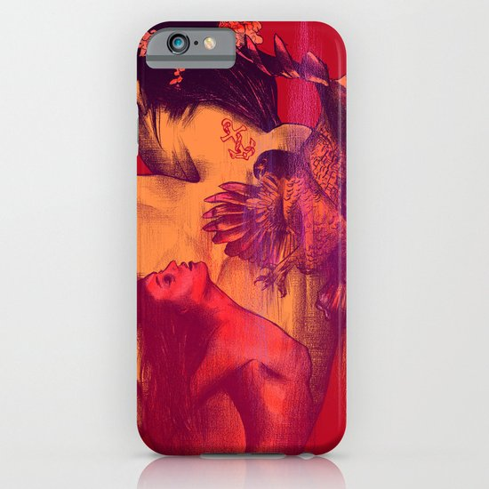 Getting Wild iPhone & iPod Case