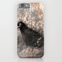 Black Bird And The Foggy… iPhone 6 Slim Case