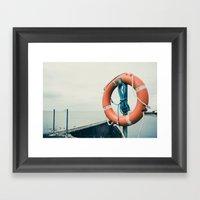 Sale Away Framed Art Print
