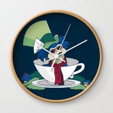 A Nice Cup of Tea Wall Clock