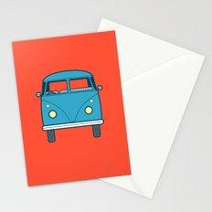 #53 Volkswagen Type 2 Splitscreen Bus Stationery Cards