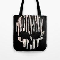 NU skull Tote Bag