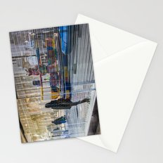 Walk on By Stationery Cards