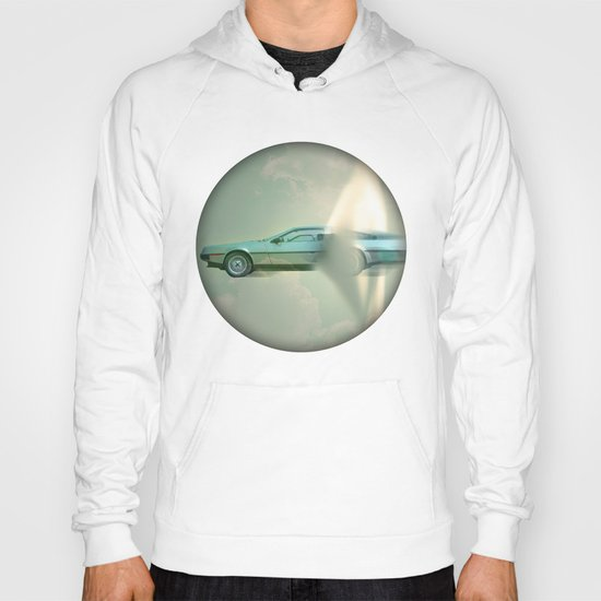 Supersonic Delorean Hoody