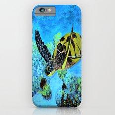 Quiet Swimm iPhone 6s Slim Case