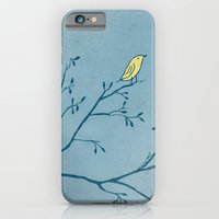 Yellow Bird iPhone 6 Slim Case