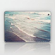 Ocean Waves Retro Laptop & iPad Skin