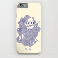 iPhone & iPod Case featuring F*ck the barbers by Johnny Cobalto