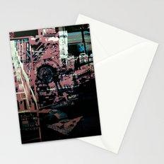 Concrete Jungle 2 Stationery Cards
