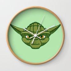 #47 Yoda Wall Clock