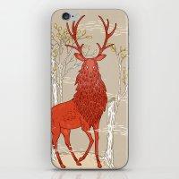 The Great Elk iPhone & iPod Skin