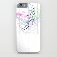 iPhone & iPod Case featuring Sandra by MENAGU'