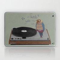 Dub-bird Laptop & iPad Skin