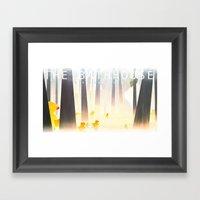 The Bathhouse Framed Art Print