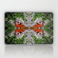 The Peacock Conversation Laptop & iPad Skin