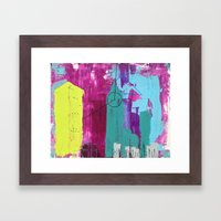 Hill Valley Framed Art Print