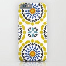 Moroccan Pattern Slim Case iPhone 6s
