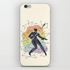 Rainbow Warrior iPhone & iPod Skin
