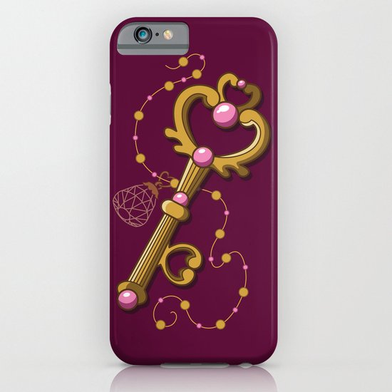 Chibiusa Time Key - Sailor Moon iPhone & iPod Case