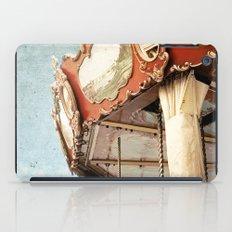 Le Manège #3 iPad Case