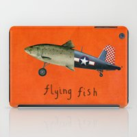Flying Fish iPad Case