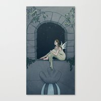 Juliet Canvas Print