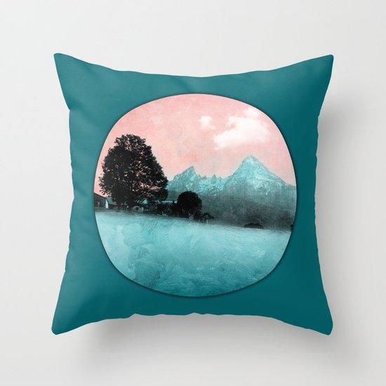 WATZMANN Throw Pillow