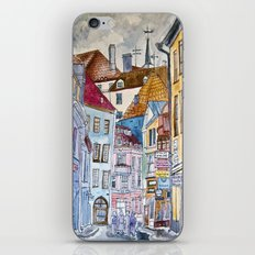 Sketchy City iPhone & iPod Skin