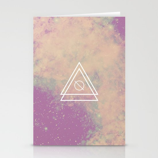 Space Bound Stationery Card