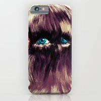 iPhone & iPod Case featuring Do you have eyes? I have four. by Dillon Brannick
