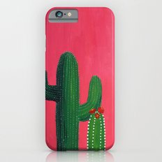 Pink Cactus iPhone 6 Slim Case