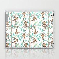 Monkey Jungle Laptop & iPad Skin