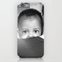 iPhone & iPod Case featuring Hug by Dave Houldershaw