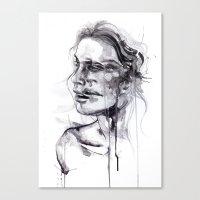 Tremore Canvas Print