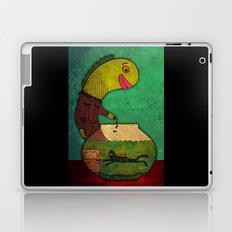 one lost soul Laptop & iPad Skin