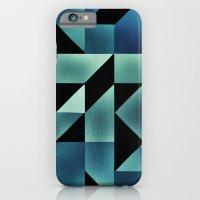 :: Geometric Maze VII :: iPhone 6 Slim Case