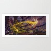 Enchanted II Art Print