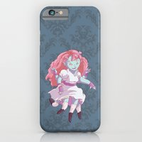 iPhone & iPod Case featuring Octo Girl  by YetiParade