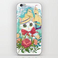 Sailor Kitty iPhone & iPod Skin