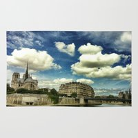 From the river Seine Rug